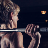 WOD: Weighted Sit-up, Good Morning, Overhead Squat