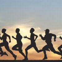 WOD: Run, Squat