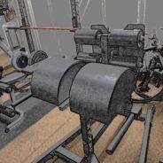WOD: Row and Bench Press