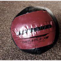 WOD: Wallball, Run