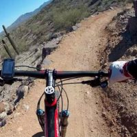 WOD: Endurance Mountain Biking