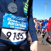 P.F. Chang's Rock 'n Roll Marathon